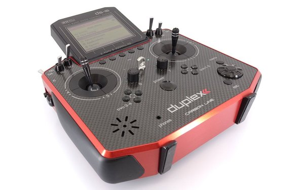 DS-16 II Carbon Line Red Multimode
