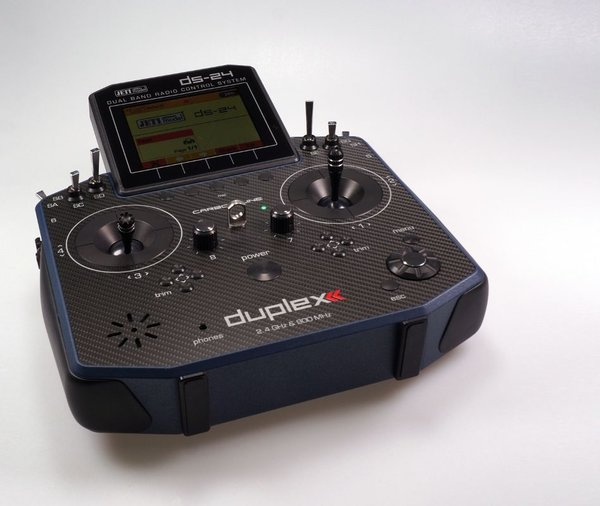 DS-24 Carbon Line Dark Blue Multimode